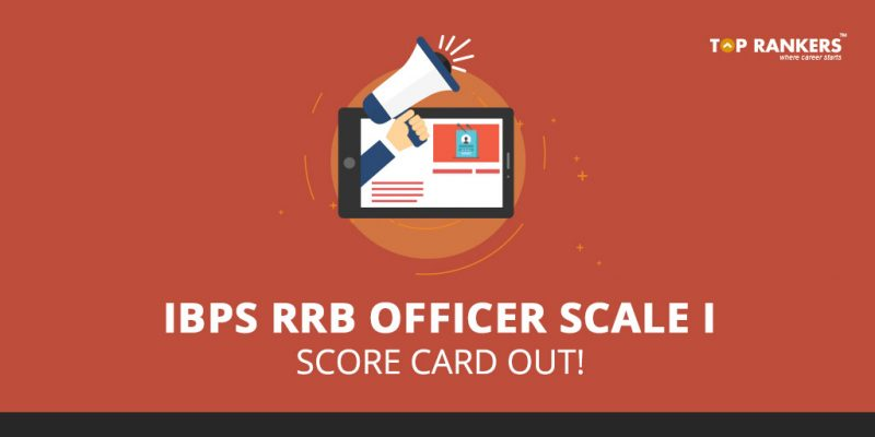 IBPS RRB Officer Scale 1 Mains Scorecard