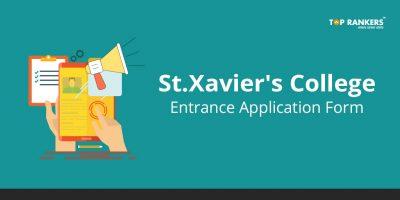St. Xavier's College BMM/BMS Online Application Form