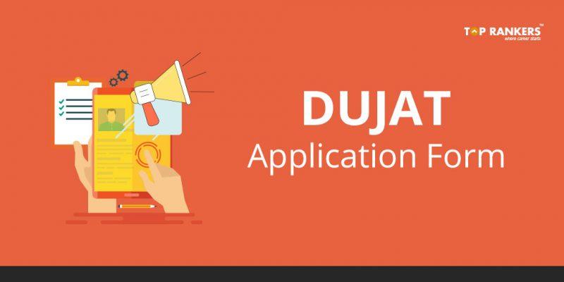 DU JAT Application Form 2018 – Direct Link to apply