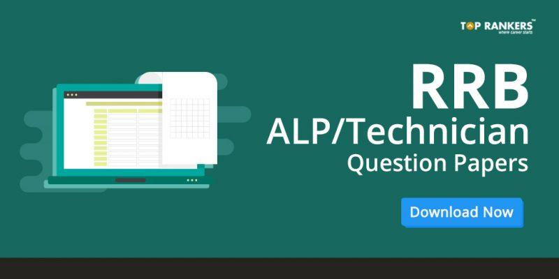 RRB ALP Question Paper