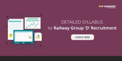 आरआरबी रेलवे ग्रुप डी सिलेबस | नवीनतम पैटर्न नोटिस 2019