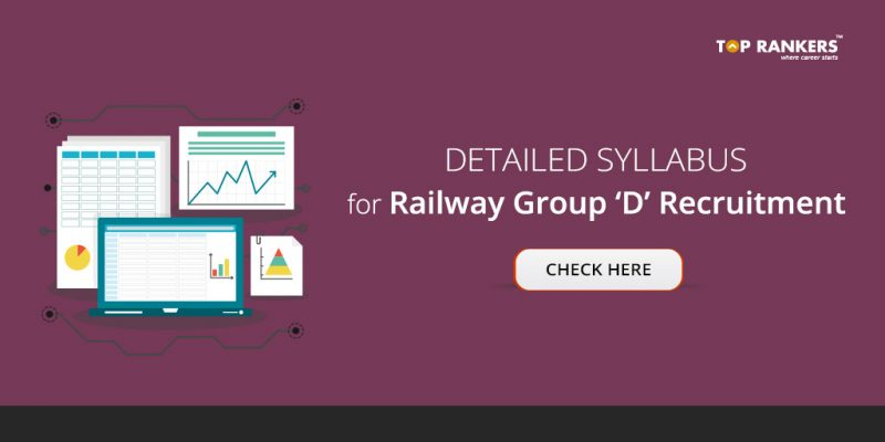 Railway Group D Syllabus | RRB Group D Exam Pattern 2018