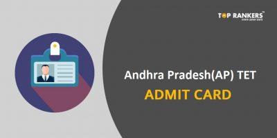 APTET Admit Card 2018 – Download Andhra Pradesh TET Hall Ticket here!