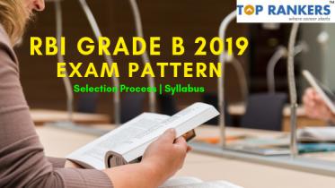 RBI Grade B Exam Pattern 2019