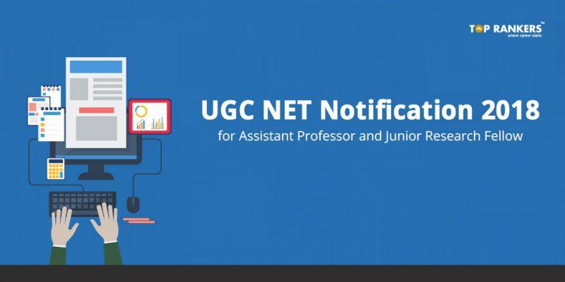 UGC NET Notification 2018