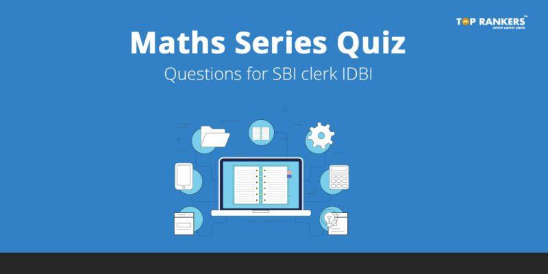 Maths Series Quiz Questions