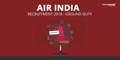Air India Recruitment 2018 for Multiple Posts – Ground Duty
