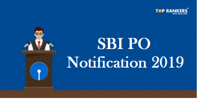 SBI PO Notification 2019 Released | Download Official SBI PO Notification PDF