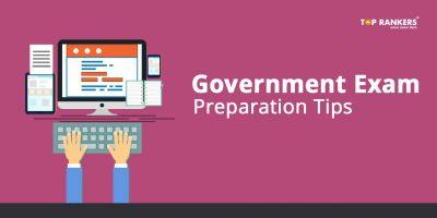 Government Exam PreparationTips