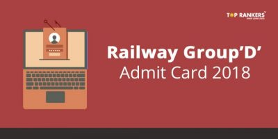 आरआरबी ग्रुप डी एडमिट कार्ड 2018 | रेलवे ग्रुप डीपरीक्षा तिथितथा शहरजाने