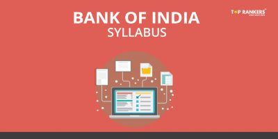 Bank of India Syllabus for Credit Officers – Check Syllabus and Exam Pattern Here