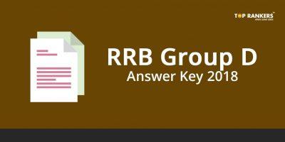 Final RRB Group D Answer Key 2019 | Download Group D Final Answer key PDF!