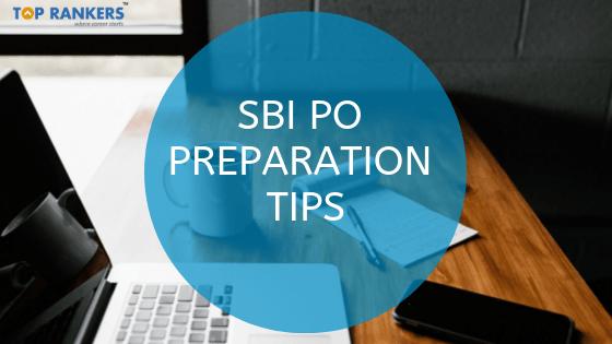 SBI PO Preparation Tips