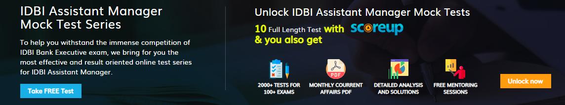 IDBI Assistant