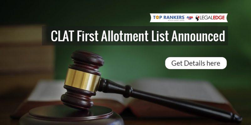 CLAT Allotment List