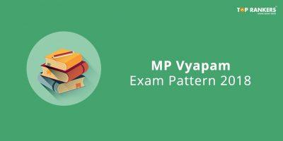 Check Detailed MP Vyapam Exam Pattern 2018 for 2714 Vacancies