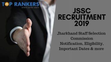 JSSC Recruitment 2019 – Apply for 1985 Vacancies