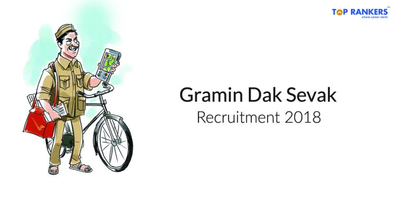 Gramin Dak Sevak Recruitment 2018 for M. P. circle
