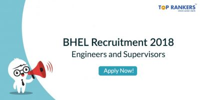 Bhel Recruitment 2018 for Engineers and Supervisor Post | 74 Vacancies