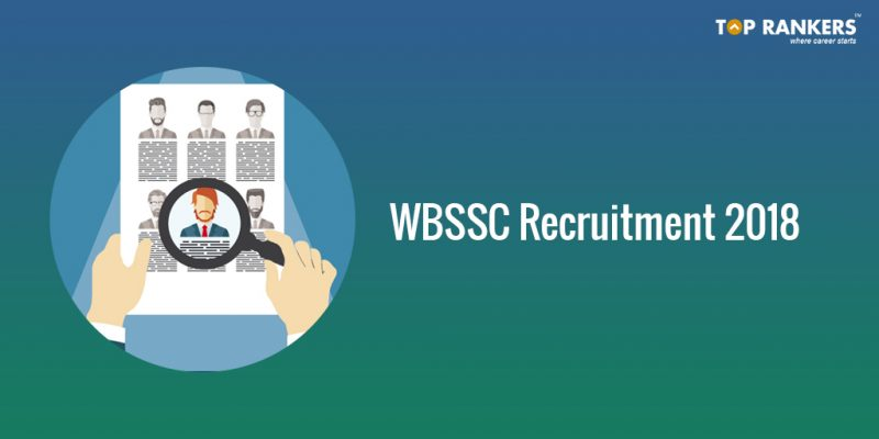 WBSSC Recruitment 2018