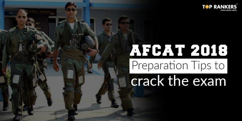 afcat preparation tips 2018