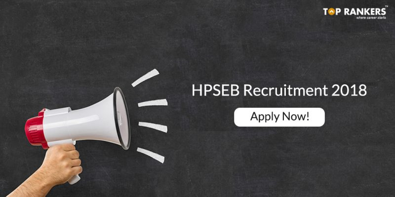 HPSEB Recruitment 2018