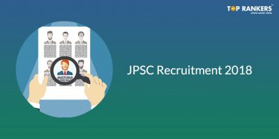 JPSC Recruitment 2018 for 566 Vacancies