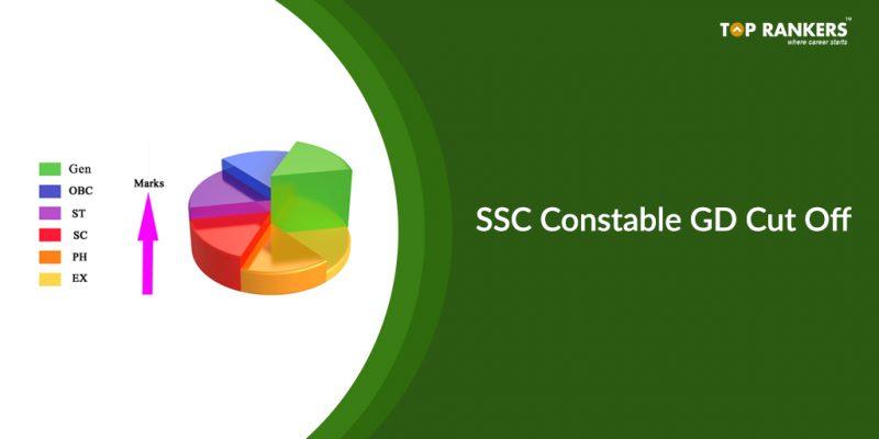 SSC GD Constable Cut Off