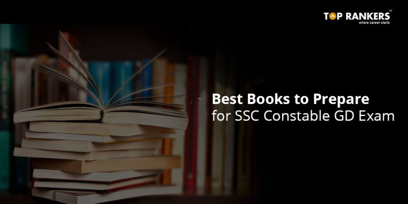 Books for SSC Constable GD Exam