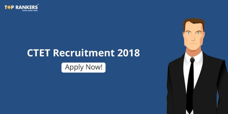 CTET Recruitment 2018