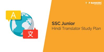SSC Junior Hindi Translator Study Plan 2018