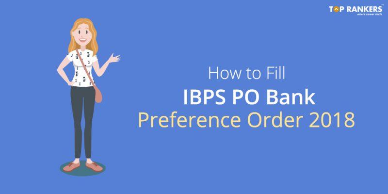 IBPS PO Bank Preference