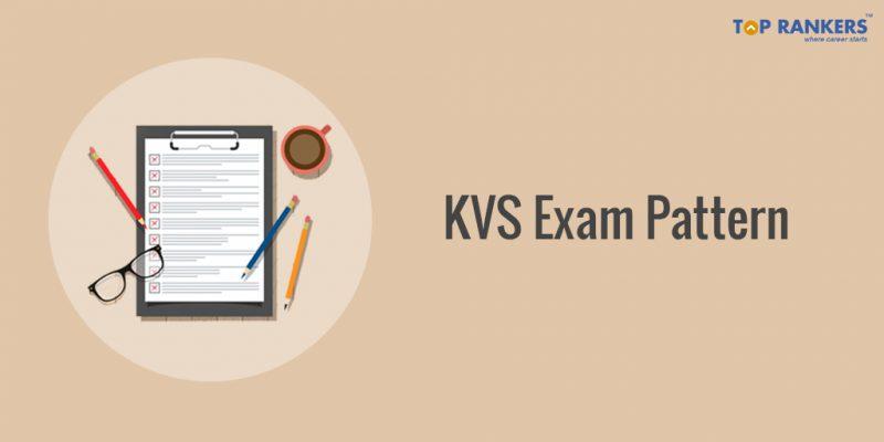 KVS Exam Pattern for Multiple Posts
