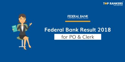 Federal Bank Result for PO & Clerk Out   Check Now!