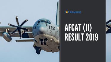 AFCAT Result 2020 – Download AFCAT Score Card 2020