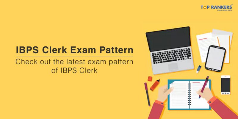 ibps clerk prelims exam pattern