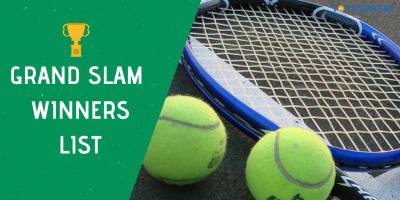 Grand Slam Winners List