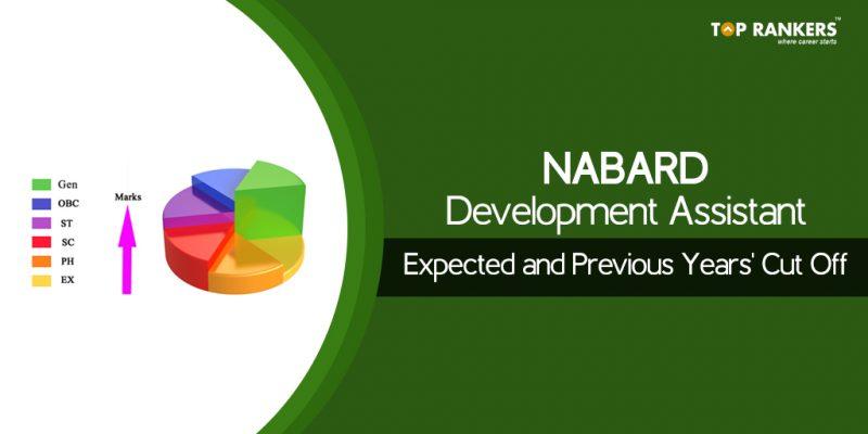 NABARD Development Assistant Cut Off