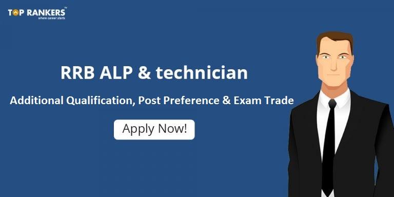 RRB ALP Post Preference