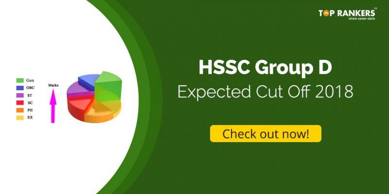 HSSC Group D Cut off