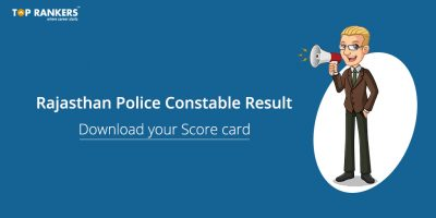Rajasthan Police Constable Result | Score Card Released