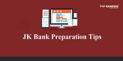 JK Bank Preparation Tips for Clerk and PO 2018