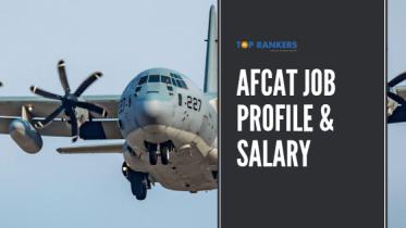 AFCAT Job Profile and Salary 2020