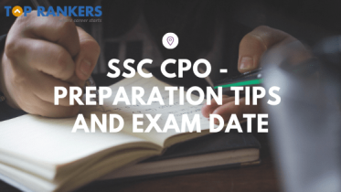 SSC CPO | Preparation Tips