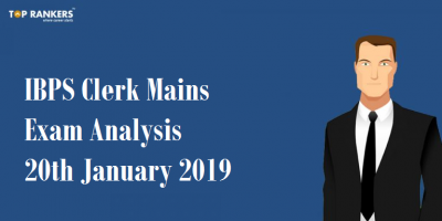 IBPS Clerk Mains Exam Analysis 20th January 2019 | Analysis and Q&A
