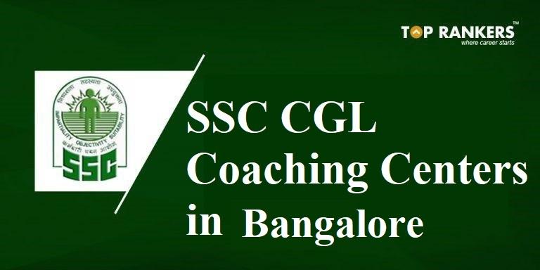 Best SSC CGL Coaching In Bangalore