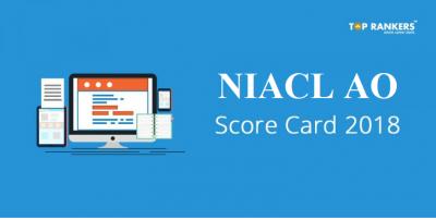 NIACL AO Score Card 2018   Download Score Card PDF Here!
