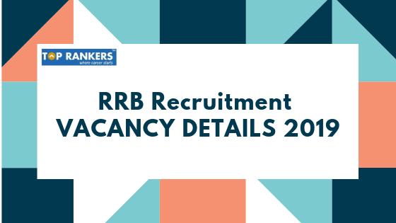 rrb recruitment vacancy