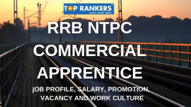 RRB Commercial Apprentice Recruitment 2019-20