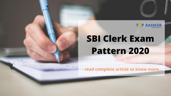 SBI Clerk Exam Pattern